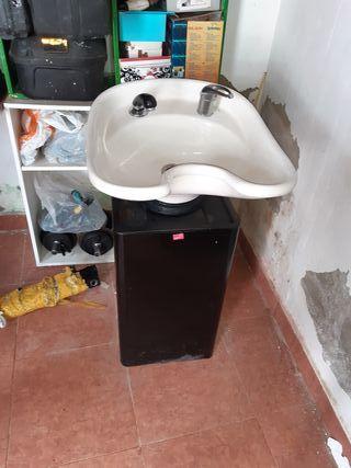 lavacabezas con sillon