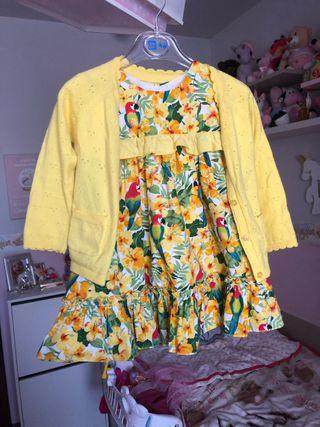 Vestido niña talla 3