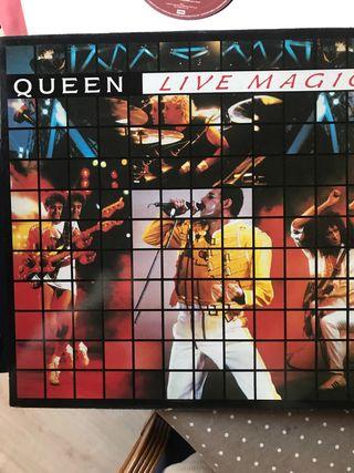 Vinilo Queen - Live Magic