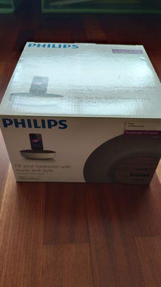 Altavoz Philips DS1150 para iphone/ipad (30 pin)