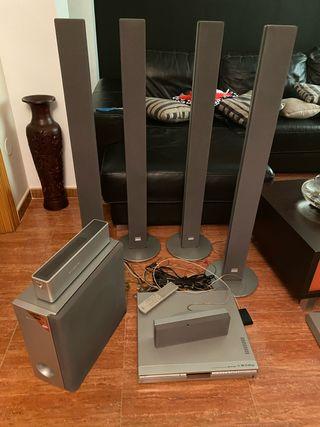 Sistema sonido Home Cinema 5.1 Sony DAV-SB500W