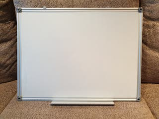Pizarra Blanca 60x45 cm.