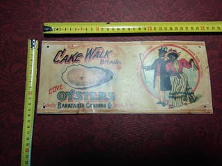 Cartel Cake Walk Brand