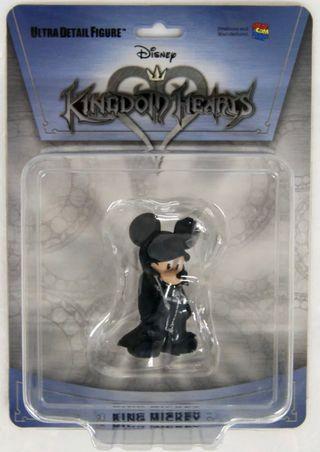 Mickey Kingdom Hearts figura coleccionista