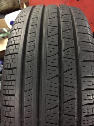 2 neumáticos 235/60R16 Pirelli