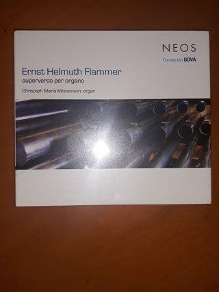 'Ernst Helmuth Flammer. Superverso per organo'