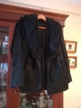 chaqueta piel foca