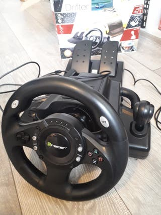steering wheel Drifter