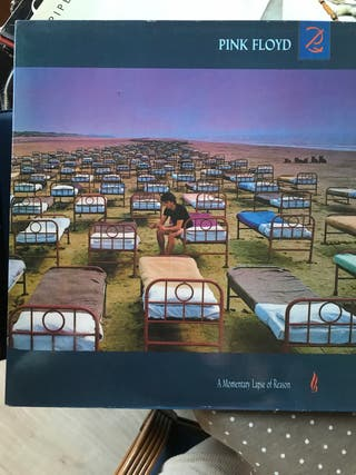 Vinilo Pink Floyd - A momentary lapse of reason