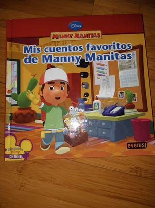 libro infantil Manny Manitas