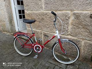 bicicleta BH 75-500 de Beistegui Hermanos