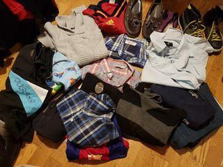 Stock 40 piezas ropa hombre y mujer 100 euros