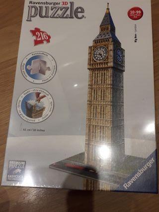 puzzle 3D Raversburger Londres