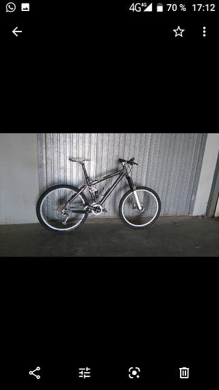 BH TrailHunter doble de 140