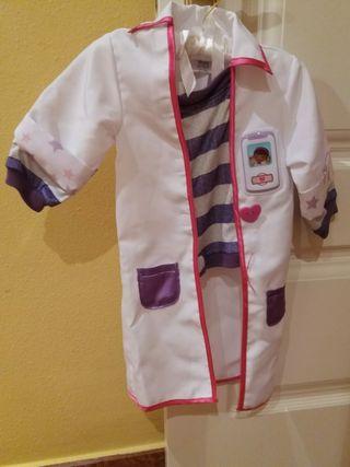 disfraz Doctora juguetes talla 3