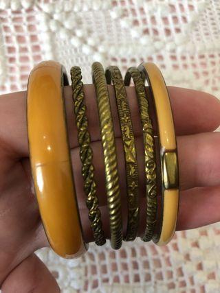 Conjunto pulseras