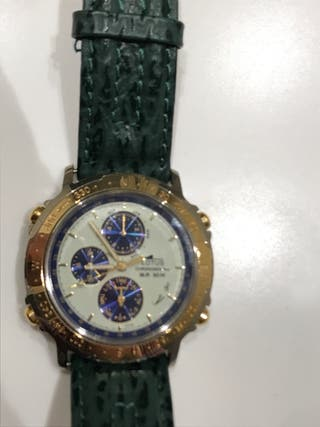 Lotus multifunction -chrono, 2 alarmas, calendario
