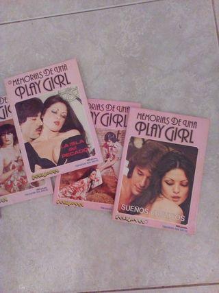 sexi novelas memorias de una play girl