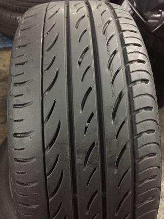 2 neumáticos 195/45R16 Pirelli
