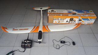 Avión teledirigido RC Sonic 185