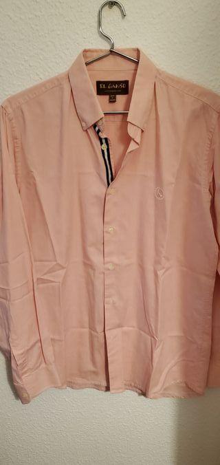 Camisa El Ganso rosa