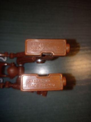 STAR WARS 2 Droides reparadores 20cm ARTICULADAS