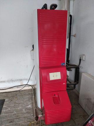 Caldera de gasoil BAXIROCA LAIA 25 GTX y depósito