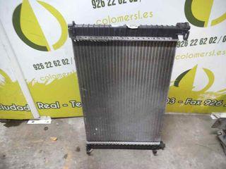 3948130 Radiador agua FORD FIESTA Ghia 2008