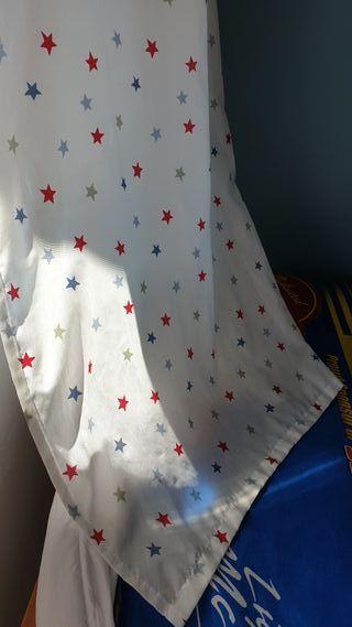 Cortinas de estrellas (2Patas)