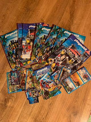 Playmobil revistas coleccionismo