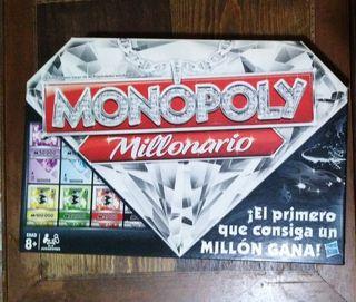 Juego de Mesa - Monopoly 'Millonario'