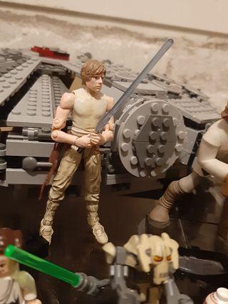Figura The Black Series, Delux, Luke, Star Wars