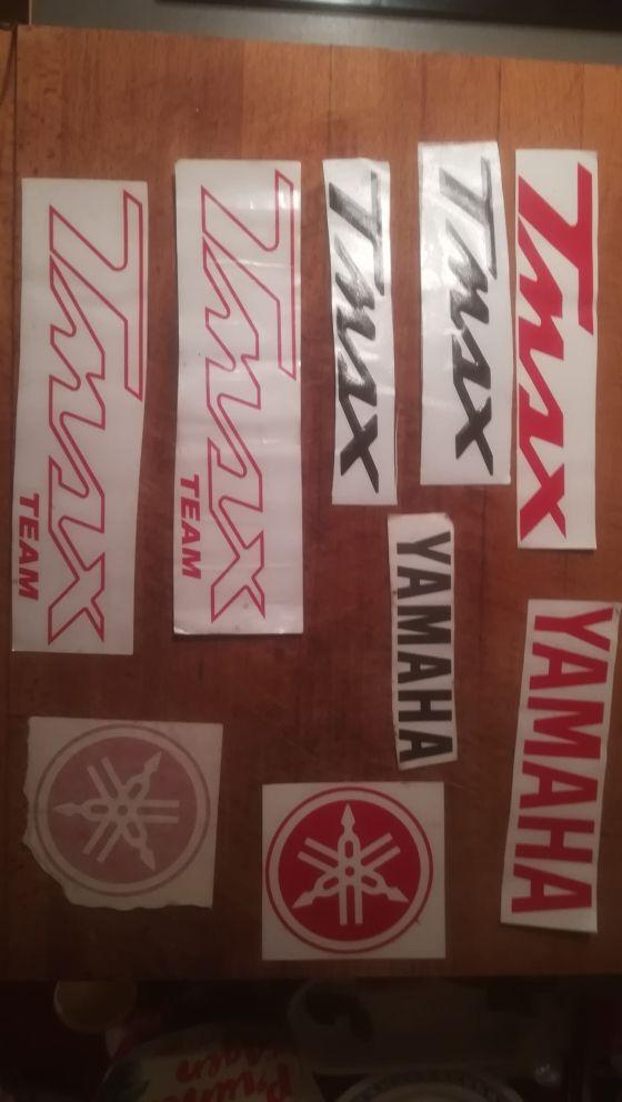 Pegatinas Yamaha T max