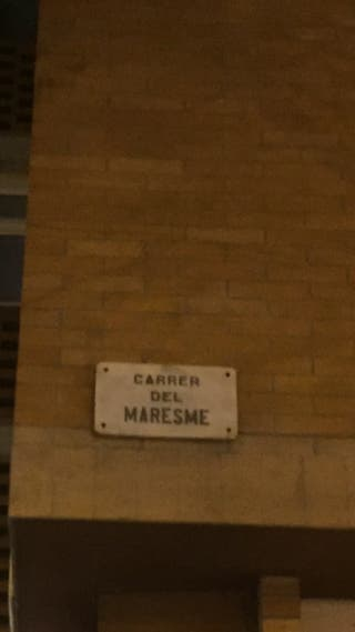 Parkin en venta calle Maresme junto guipuzcoa