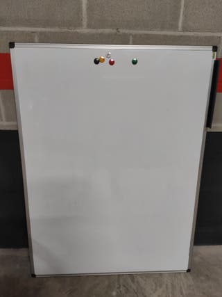 Pizarra magnetica blanca 120 x 90