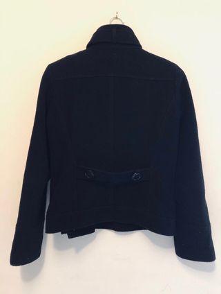 Naf Naf Black Jacket Size M