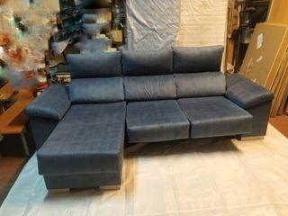 sofa chaiselonge reversible