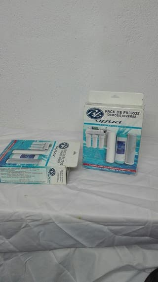 filtros para filtros de ósmosis