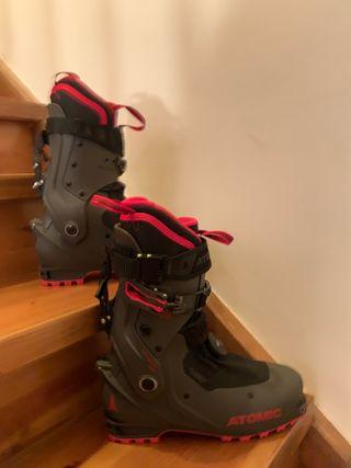 Botas esqui de montaña skimo