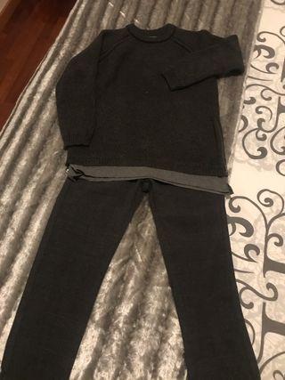 Pantalón y jersey Zara 8 años