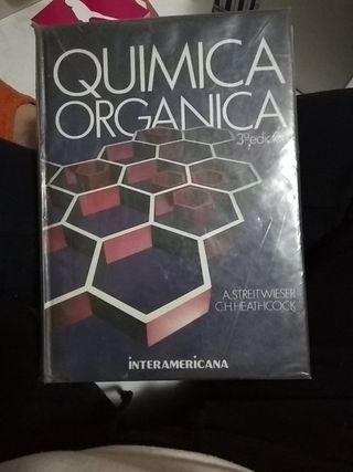 química orgánica, Ed. Interamericana, tercera edic