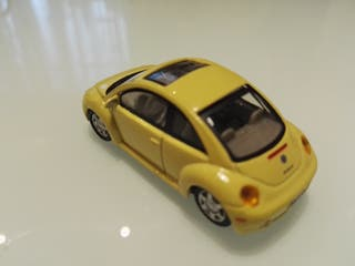 VW New Beetle. Cararama. 1/72