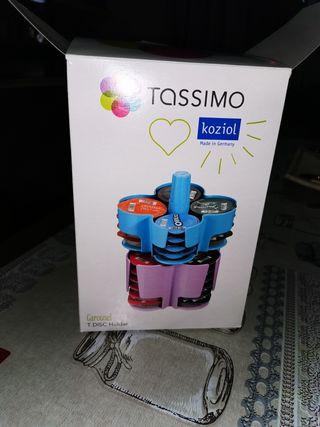 DISPENSADOR DE CAPSULAS TASSIMO