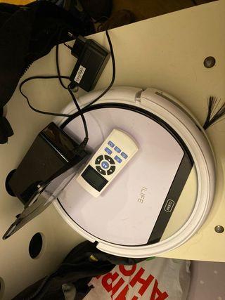 Robot aspirador iLife v3
