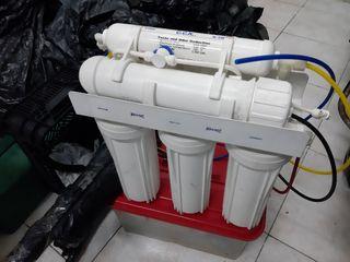 depuradora de agua osmosis
