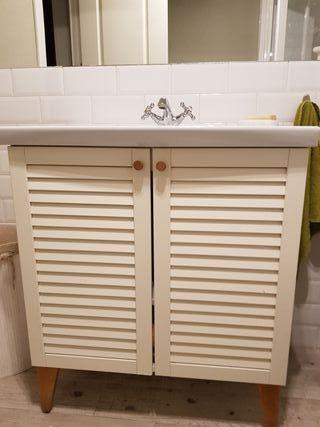Mueble de baño IKEA