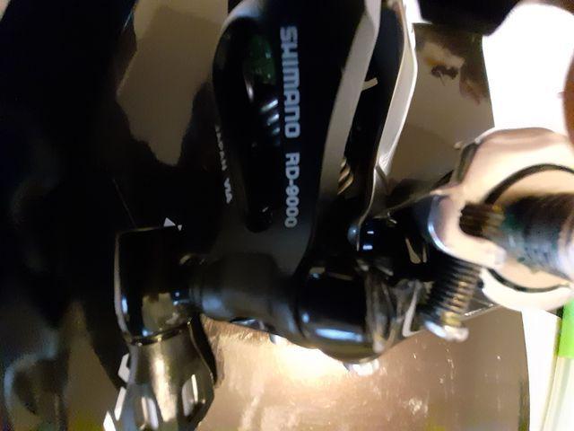 Desviador trasero Dura ace RD-9000-SS
