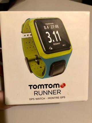 TomTom Runner Edición Limitada. Un solo uso.