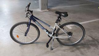Bicicleta ROCKRIDER mujer/niño