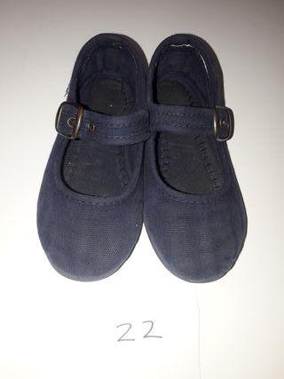 Zapatos niña t.22/23